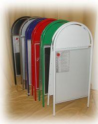 Gatebukker, fås i størrelse 50x70cm eller 70x100cm.