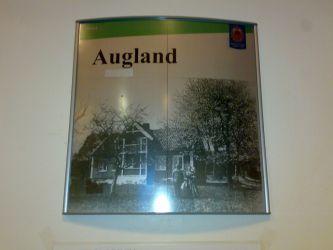 Vistaskilt Augland