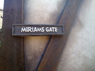 Miriams gate
