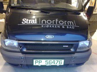 Bildekor front Strai norform